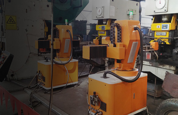 Automatic Forging Line